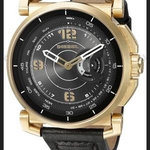 Men's Diesel On Hybrid Smartwatch DZT1004 NWT
